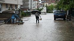 AFAD'dan 7 ile 'çok kuvvetli yağış' uyarısı: Sel ve su baskınlarına karşı dikkat edin