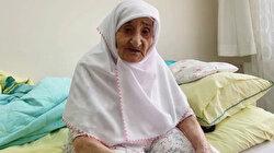 98 yaşındaki Sariye ninenin Cumhurbaşkanı Erdoğan sevgisi: Fotoğraflarını ve haber kupürlerini 15 yıldır biriktiriyor