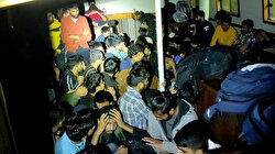 Çanakkale açıklarında 251 kaçak göçmen yakalandı