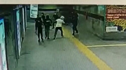 Şişli'de metro girişinde silahlı saldırı