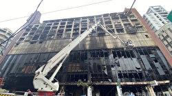 Tayvan'daki yangın faciasında ölü sayısı 46'ya yükseldi