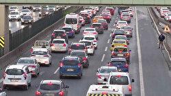 İstanbul yeni haftaya trafikle başladı
