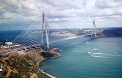It's located close to Izmit and approximately 50 kilometers southeast of Istanbul, Turkey.