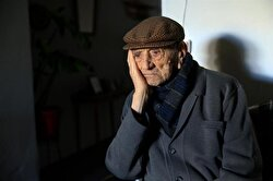 Francisco Nunez, 112, lives with his octogenarian daughter in his house in Badajoz, south-western Spain. He says he doesn't like the pensioners' daycare centre because it's full of old people.
