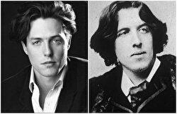 Hugh Grant and Irish writer Oscar Wilde.