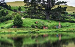Lord of the Rings, New Zealand