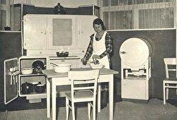 First Bosch refrigerator