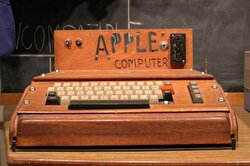 First Apple product sold: Unified circuitry card
