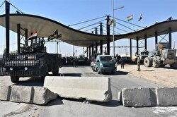 The Iraqi army and federal police forces advanced early on Monday from the south, and seized the K-1 military air base, Baba Gurgur oil field, Kirkuk North Oil Company, the PUK's 70th Military Unit and Kirkuk Airport.