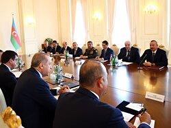 President Erdoğan attends High Level Strategic Cooperation Council meeting in Azerbaijan