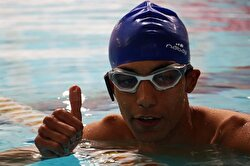 Seventeen-year-old Ercan Temur, 60 percent blind from birth, is a promising young swimmer. Temur returned with a medal from each competition he took part in over three years. He was invited to the Turkish National Paralympic Swimming Team, after his achievements in the tournament.Temur's main goal is to attend Paralympic Games and win medals.