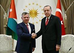 Erdoğan receives Jordanian King Abdullah