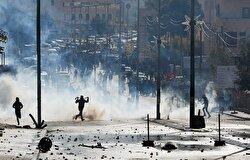 Israeli troops attack Palestinian protestors in Jerusalem