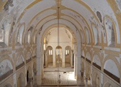 Turkey's state development aid agency (TIKA) has restored Algeria's historic Ketchaoua mosque known for being a symbol of the North African country's independence. The Ketchaoua Mosque was built during Ottoman rule in the 17th century in the neighborhood of Casbah in the capital Algiers. The mosque briefly became a cathedral in the 19th century before once again returning to it original status as a mosque in 1962, retaining its original grandeur.