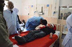 Church blast in SW Pakistan kills 8, injures 44