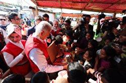 Turkish PM Binali Yildirim in Bangladesh