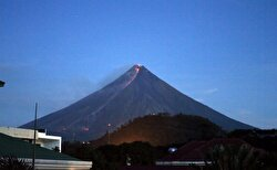 Over 70,000 evacuated after ash and lava spills from Mayon Volcano