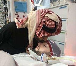 قصة الأمير النائم الذي زاره الوليد بن طلال .. مأساة أبكت السعوديين منذ 13 عام