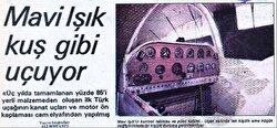 ilk Türk uçağı