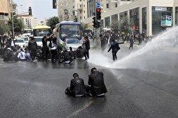 Israeli forces persecute Ultra-Orthodox Jews