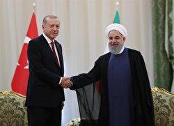 Erdoğan meets Rouhani, Putin on sidelines of Syria summit