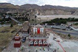 Relocation of Imam Abdullah Zawiya in SE Turkey