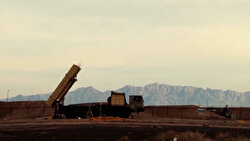 A still image from video footage shows, according to the source, the domestically built mobile missile defence system Bavar-373, taken from a video broadcasted in Iran August 22, 2019.