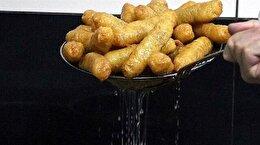 Osmanlı tatlısı: Kadayıf dolması