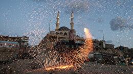 Gazzeli çocukların Ramazan sevinci