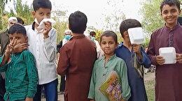 Pakistanda yılın ilk iftarı