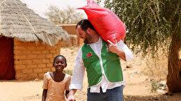 İHH Nijerde 26 bin kişiye ulaştı