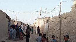 Pakistandaki sığınmacılar hayatlarını zor şartlarda sürdürüyor