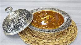 Diyarbakırın geleneksel lezzeti meftune