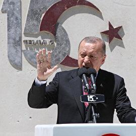 Cumhurbaşkanı Erdoğan: Darbeciler karşımıza dikilseydi şehadete yürümek için bir an tereddüt etmeyecektim