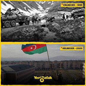 Kelbecer, 27 yıl sonra gerçek sahibi Azerbaycanlılara teslim edildi.