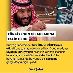 Türkiyenin silahlarına talip oldu