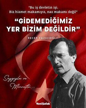 Süper Vali ile Efsane Vali olarak tanımlanan merhum Recep Yazıcıoğlu ölümünün 18. yılında anılıyor