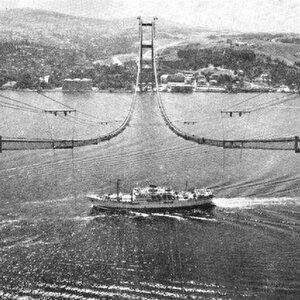 15 Temmuz Şehitler Köprüsü'nün temelleri atıldı