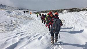 Uludağ'da kaybolan 2 dağcı ile ilgili yeni gelişme: Kar altında bir ceset bulundu