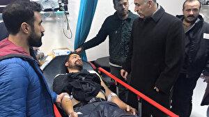 Malatya'da maden ocağı sahasında fünye patladı: Biri ağır 2 kişi yaralandı