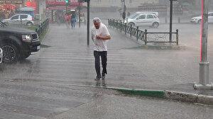 Meteoroloji'den Antalya için 'kırmızı' uyarı: İlk kez verildi
