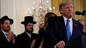 ABD Başkanı Trump'tan Yahudilere mesaj: Servetiniz için bana oy vereceksiniz