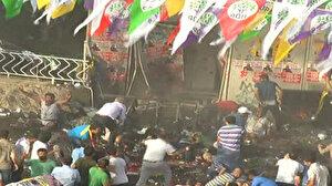 HDP'nin Diyarbakır mitingindeki bombalı saldırıya ilişkin 3 kişiye 5'er kez ağırlaştırılmış müebbet verildi