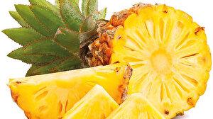 Sofranın tropikal konuğu Ananas