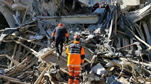 Elazığ'da 6,8 büyüklüğünde depremde 43 kişi kurtarıldı: 3 binada arama kurtarma devam ediyor