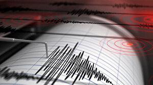 Elazığ'da yarım saat içinde üst üste dört deprem oldu