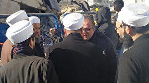 İsmailağa, Elazığ ve Malatya'da depremzedeler için seferber oldu