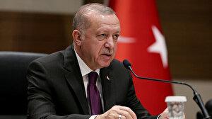 Cumhurbaşkanı Erdoğan: Felaketin yaralarını birlikte sarıyoruz