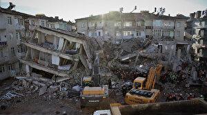 Elazığ'da Dilek Apartmanı enkazında bir kişinin cansız bedenine ulaşıldı