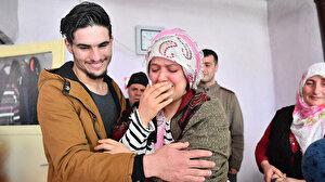 Erdoğan'dan depremzedeyi enkazdan kurtaran Suriyeli gence vatandaşlık müjdesi